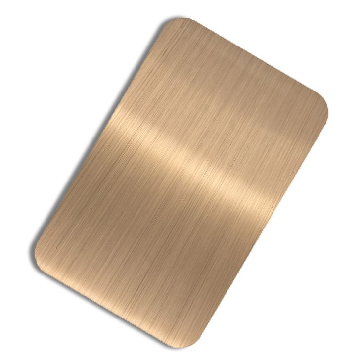 how to distress stainless finish