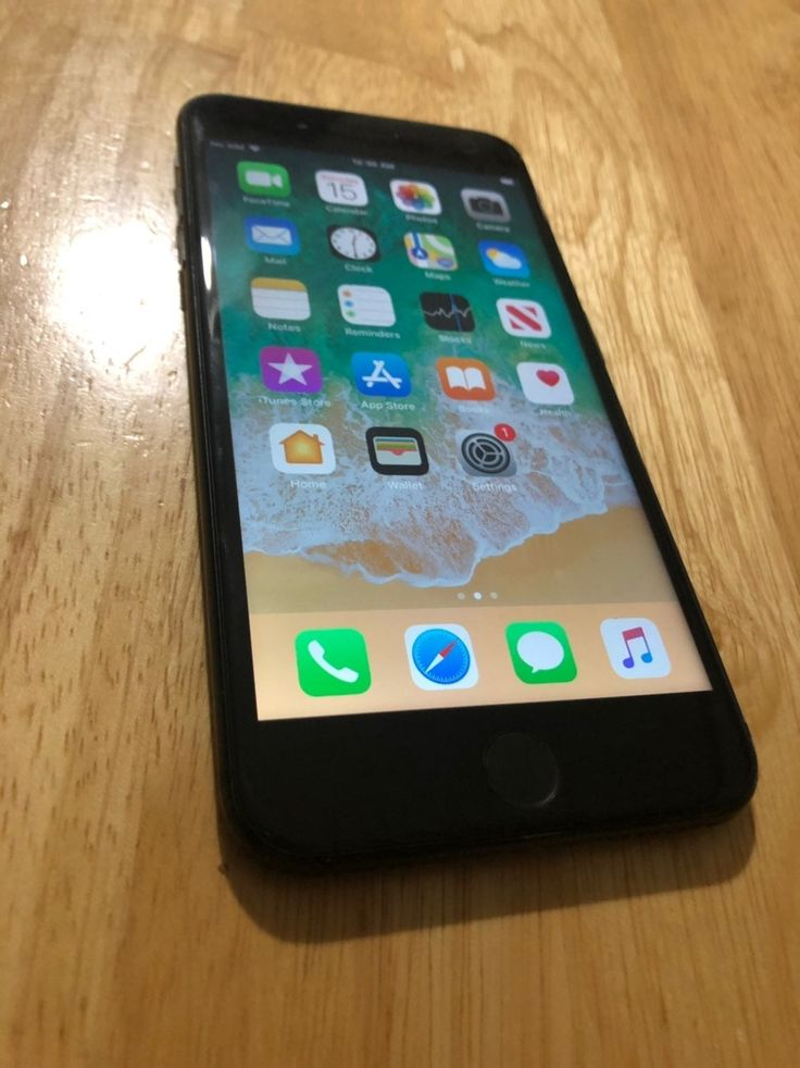 32 Gb At T Phone Clean But Works Well Phone Only Iphone 7 Plus Iphone Iphone 7