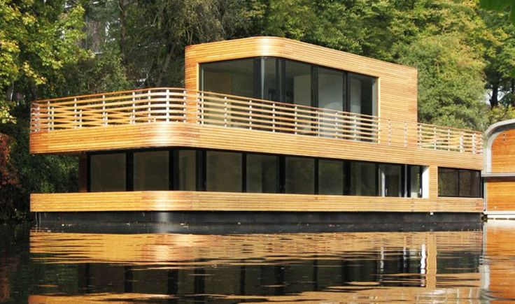 20 best floating cabin images on pinterest floating homes houseboats and tiny houses. Black Bedroom Furniture Sets. Home Design Ideas