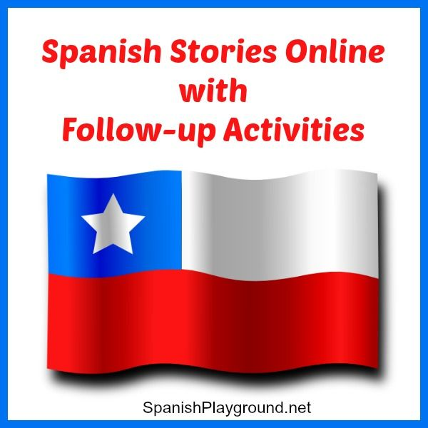 Online Spanish stories for kids with follow-up activities from Bartolo, a digital resource from Chile designed to promote literacy. Spanish online stories for kids at different levels. #Spanish kids' stories online #Spanishlearning http://spanishplayground.net/spanish-stories-online-imactiva/