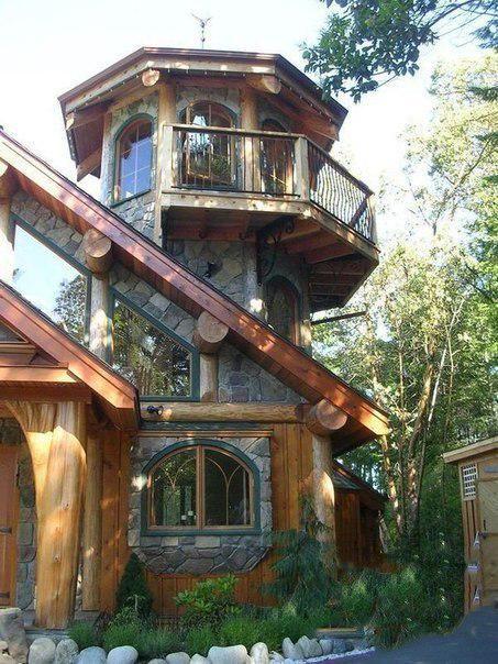 I ♥ Log Homes