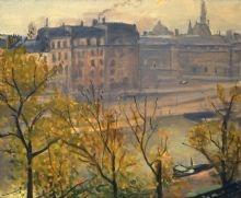 Albert Marquet  Automne à Paris