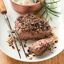 Lightened Steak House style recipes