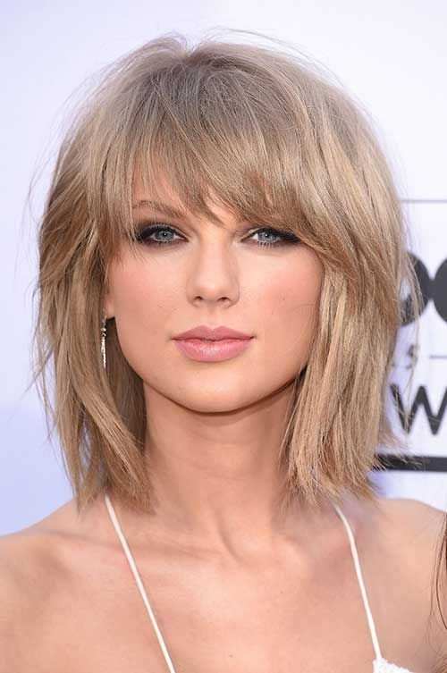 40+ Hair Cut Ideas With Bangs