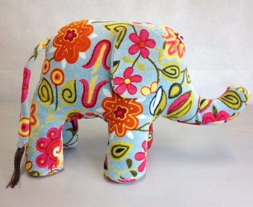 Rosa Blue Elephant