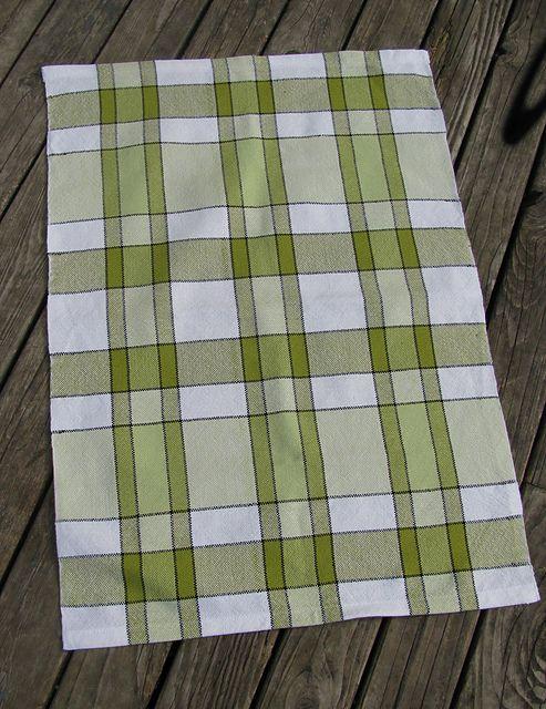 Ravelry: tonigatland's Shirley's tea towels