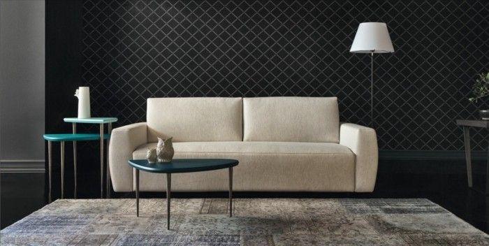 yarial.com = wohnzimmer modern vintage ~ interessante ideen für ... - Wohnzimmer Ideen Vintage