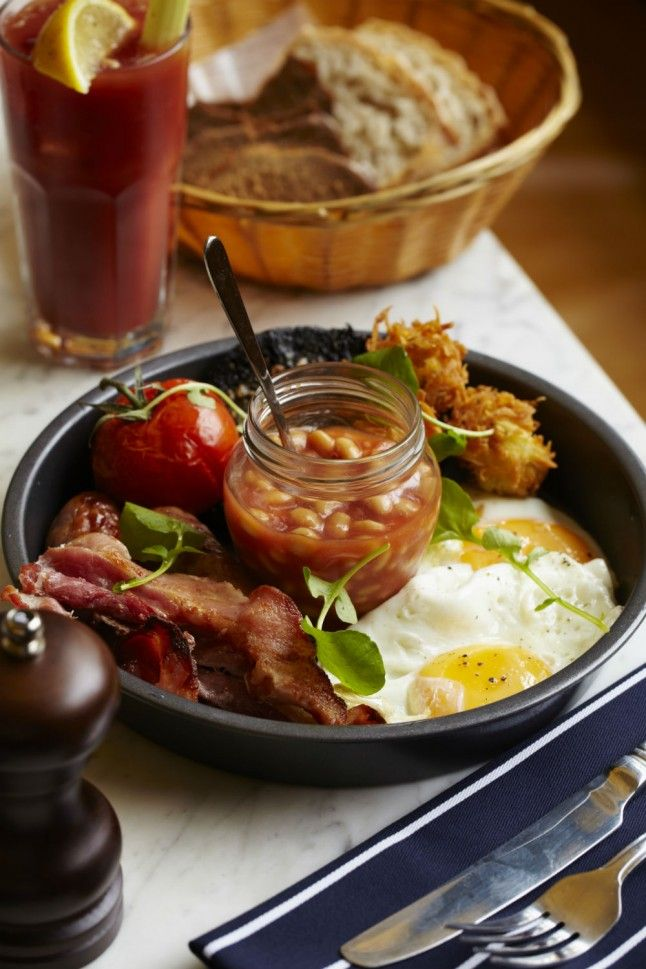 National Breakfast Week: London's Most Instagrammable Breakfasts.. Doing breakfast is the new going out.