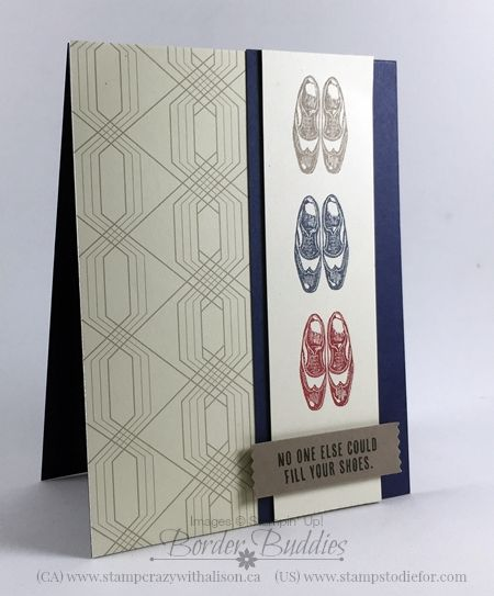 5-Guy Greetings Stamped Card #stampinup www.stampstodiefor.com 2