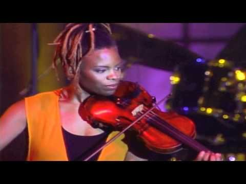 "▶ AQUI & AJAZZ, REGINA CARTER ""Wanna Talk To You"" - YouTube"