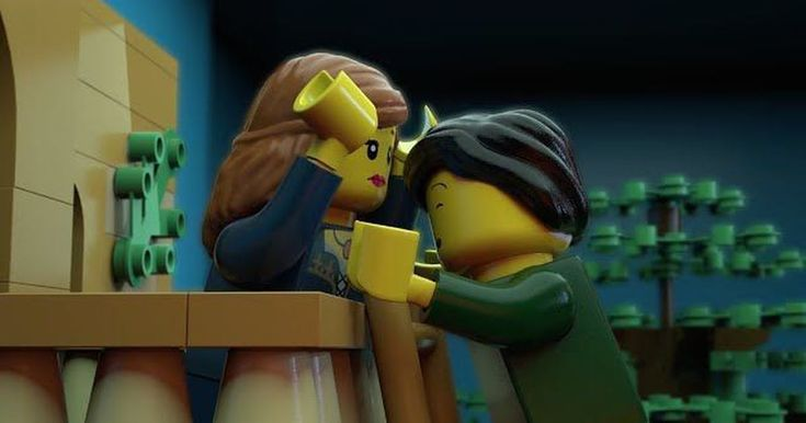 Lego commemorates Shakespeare's death with obscenely cool stop-motion animation