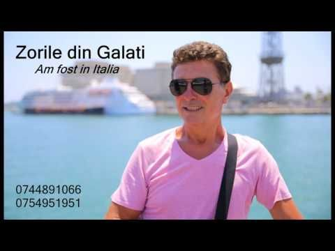 Zorile din Galati - Am fost in Italia - YouTube