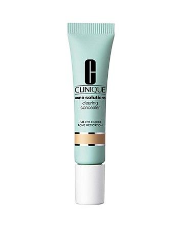 Clinique Acne Clearing Concealer. The best I have found for covering and treating blemishes