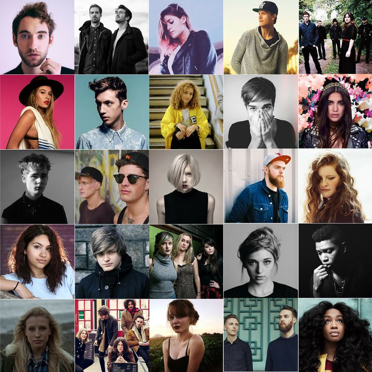New music acts to watch out for in 2016! #NewMusic #2016 #Playlist #Indie #Pop #Music #New #Musicians