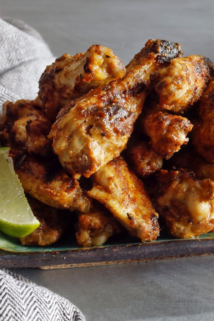 Here S A Lively Exotic Twist On The Traditional Chicken Wing Just Grill Or Broil