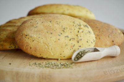 Glutenfritt nanbrød