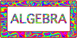 Algebra Vocabulary Posters for 6th grade and up. Colorful and FREE!  http://www.teacherspayteachers.com/Product/Algebra-Vocabulary-Posters-1625823