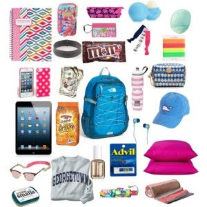 What's in my travel bag!!