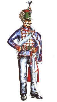 """Lehel huszár 1848-1849/""""Lehel"""" hussar 1848-1849"""