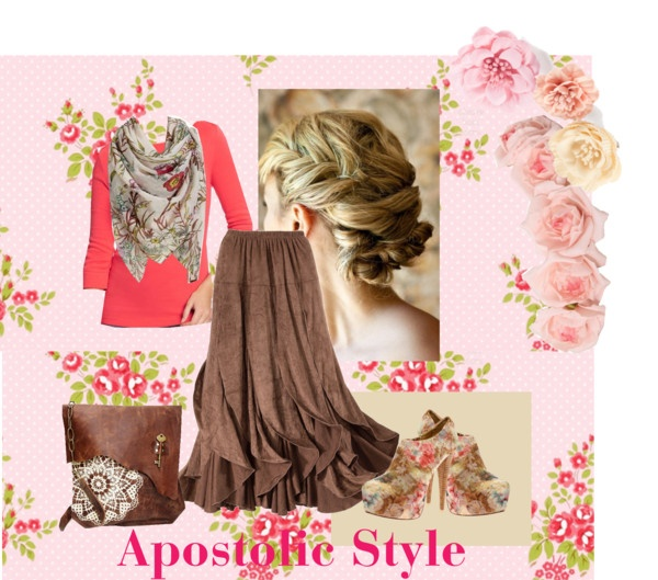 """Apostolic Style :)"" by emmyholloway on Polyvore"