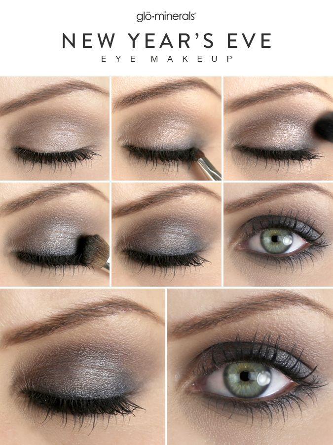 Smoky New Year's Eve Makeup