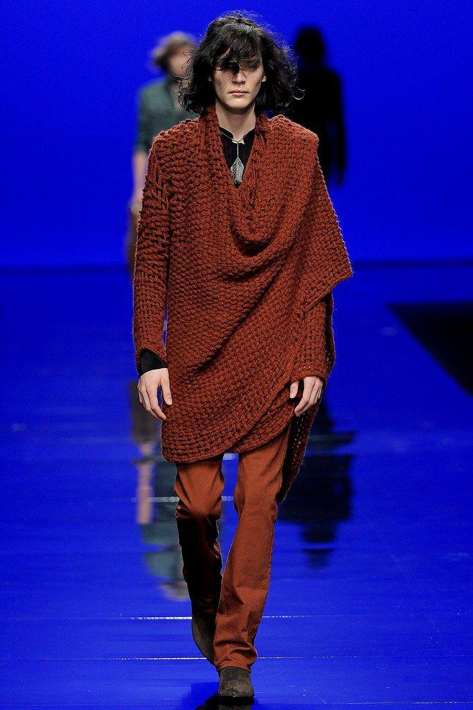 Roberto Cavalli Fall 2011 Menswear Collection Photos - Vogue