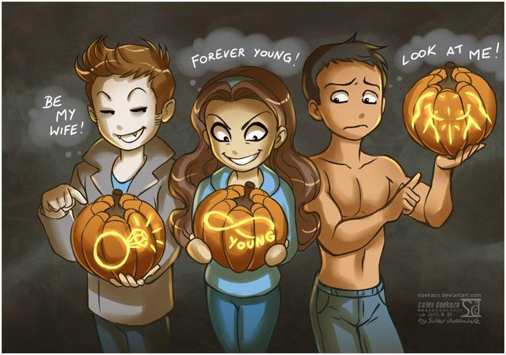 Haha!!!! Twilight Humor for Halloween by daekazu.deviantart.com