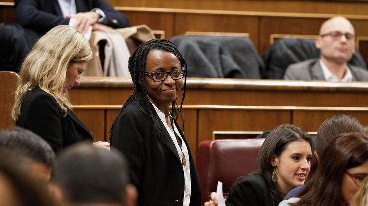 "No member of Spain's parliament has ever been a person of color — until now. Rita Bosaho is a nurse turned politician, born in Equatorial Guinea. ""I hope I can empower minorities,"" she says."