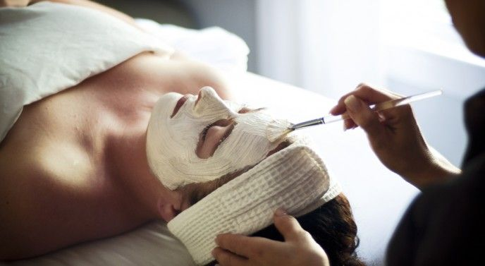 A facial helps to reduce fuck fetish video