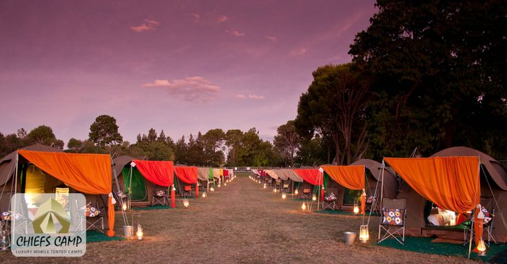 Chief's Luxury Mobile Tented Camp - http://www.chiefstentedcamp.co.za/nomadic-index.php