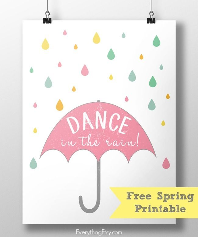 35 Free Printables for Spring & Easter