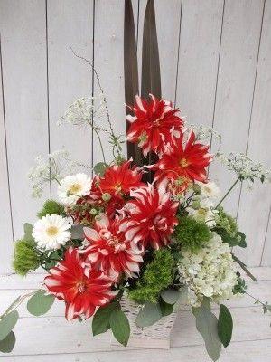 「ご自分のお誕生日にMaiさんお花を作って下さい! 私をイメージしてね!」 っと...