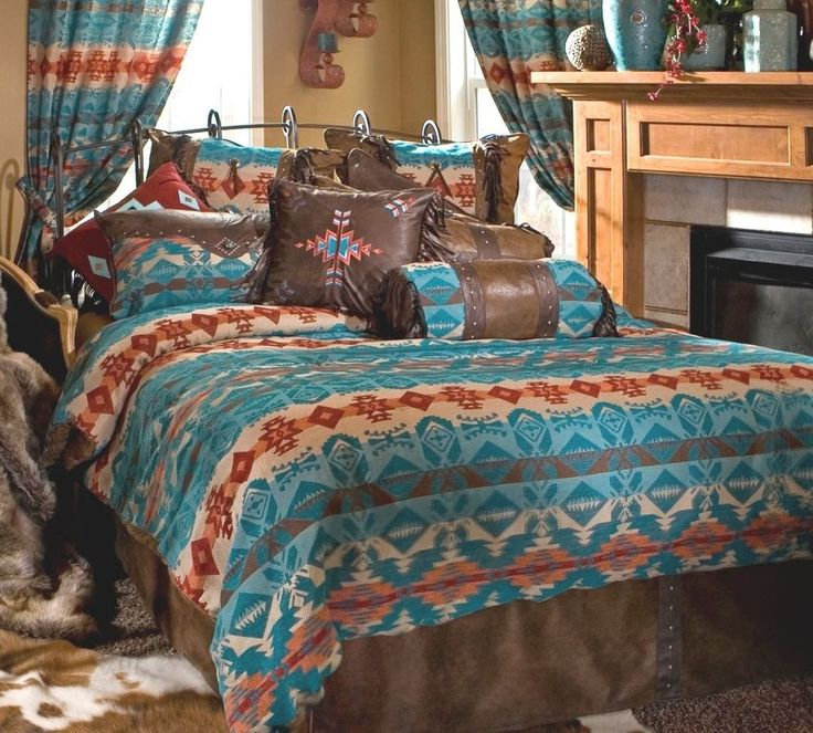 turquoise chamarro bedding collections free shipfree throw
