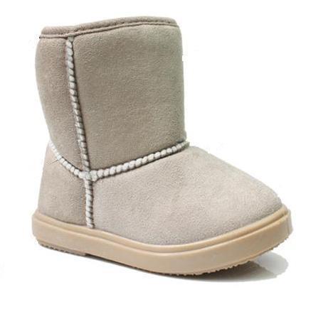 Sepatu Boots Anak / Kids Winter Boots BOOTS Line Beige