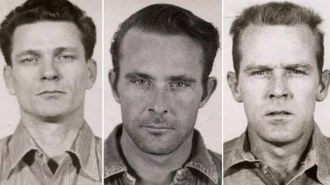 Is it possible? Alcatraz escapees 'may have survived'