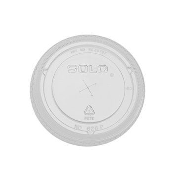 C-STRWSLOT PLAS CUP LID CLE 10/100 by SOLO Cup Company. $58.73. Cross-cut slot simplifies straw insertion. Cup-hugging lip ensures a tight, secure fit. Slightly raised rim allows you to stably stack one cup upon another. Fits: 16-24 oz. Cups; Material(s): Plastic; Color(s): Clear.. Save 48% Off!