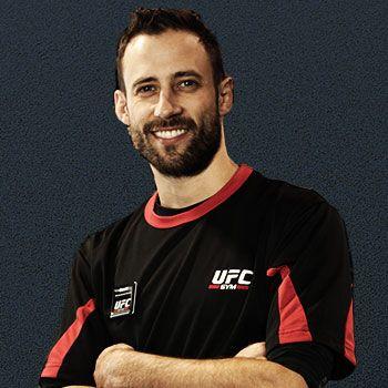 UFC Gym High Performance Coach Geoff O'Hara #TrainDifferent