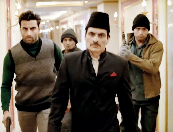 Character in 'Wazir' loosely based on Farooq Abdullah?