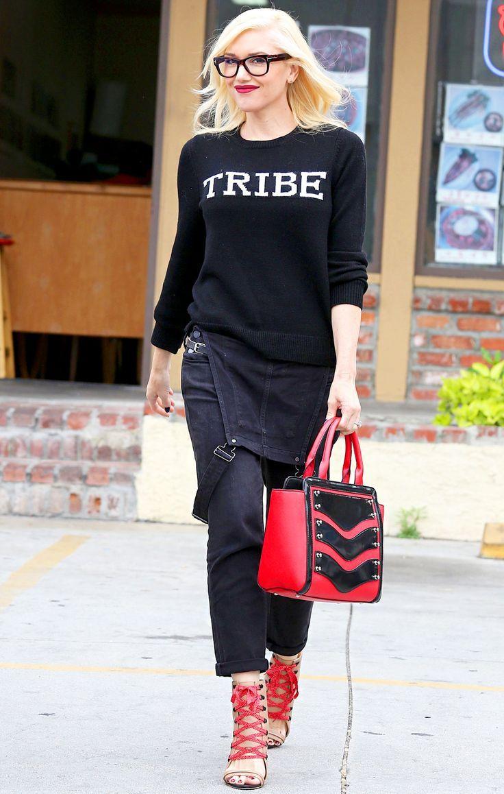 How to Dress Like Gwen Stefani