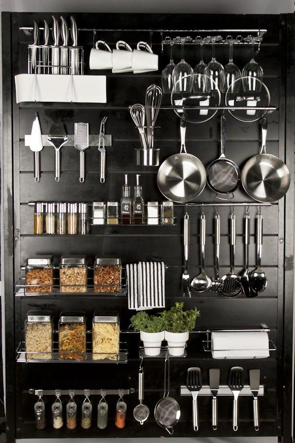 Las 25 mejores ideas sobre almacenaje de cocina en for Que es menaje de cocina