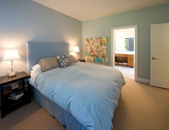 Comfortable Queen Master Bedroom with Ensuite Bath - Heated Tile Floors