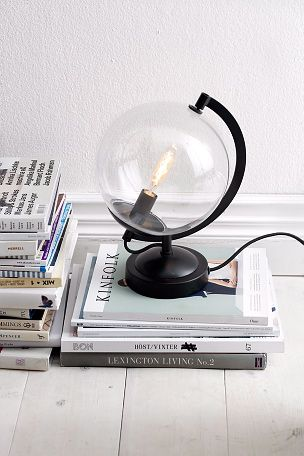 Ellos Home Bordlampe Globe