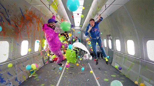 OKGoVEVO  Upside Down & Inside Out