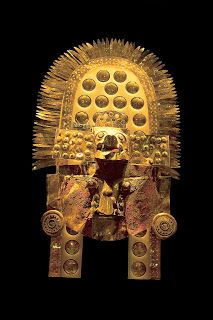 theperuexperience: Greetings from the Lord of Sipan - el Senor de Sipan