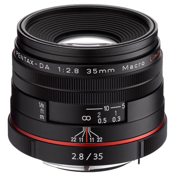 HD PENTAX-DA 35mm F2.8 Macro Limited