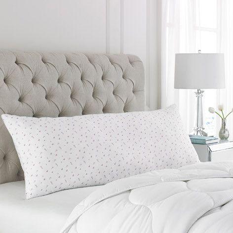 Abbeville Body Pillow Extra Firm Density