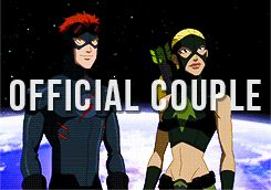 spitfire young justice sad - Google Search