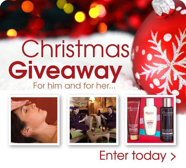 It's December and our Christmas Giveaway has arrived! It's simple: • Click on this link: bit.ly/Aztec-Spa-Christmas-Giveaway • Choose your present and enter a prize draw to win it • Competition closes on Friday 18th December and 3 winners will be chosen at random to win their chosen prize. Good luck!