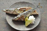 さんまの塩焼きの焼き方/塩加減:白ごはん.com