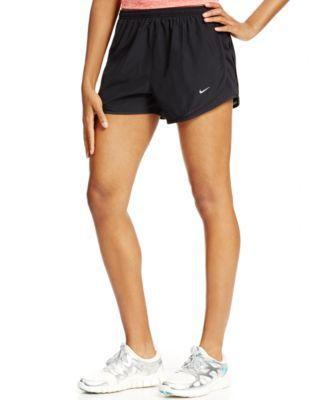 Nike Shorts, Dri-FIT Black Tempo Track